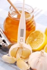 miel, ail et citron pour la santé avec Charlotte Geroudet Nutritionniste Québec