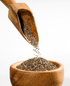 Graines de chia, Nutrition-Québec