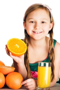 Les jus et les enfants! Nouvelle Capsule sur Nutrition Québec