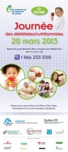 Journée des Diététistes-Nutritionnistes