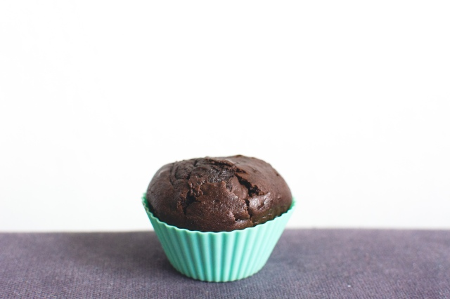 pois chiches chocolat muffin