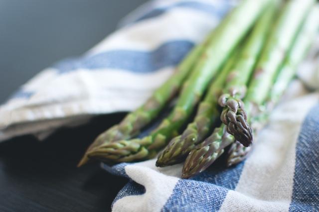 asperges recette nutrition quebec